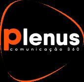 Logo da empresa Plenus Comunicação